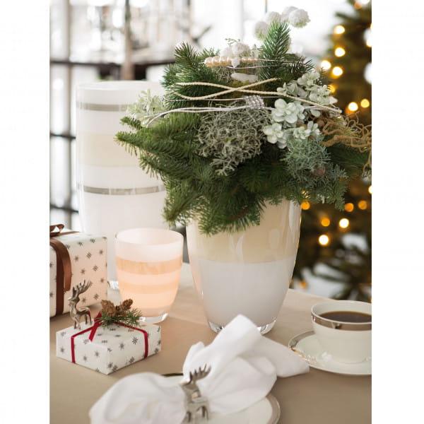 Fink Living Vase Lima - weihnachtliches Ambiente