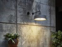 Soho 38 A LED (Outdoor IP44) Steingrau Ambiente 1