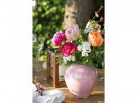 Fink Living Glasvase Livia - Rose, Ambiente