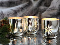 Fink Living Teelichthalter Star - Ambiente