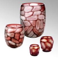 Teelicht Silvestro von Lambert Rot
