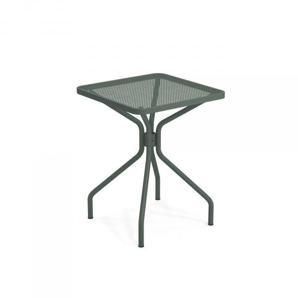 emu Gartentisch 60x60 - 75 Dunkelgrün