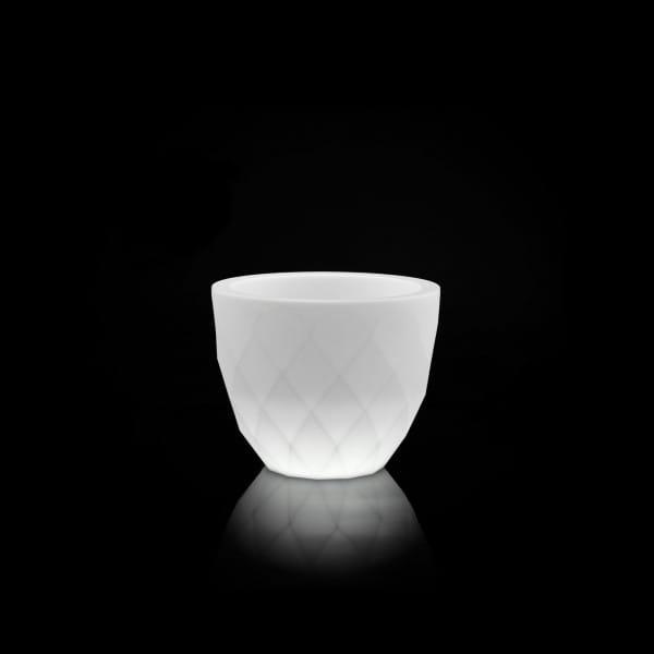 Beleuchtetes Pflanzgefäß Vases - 55 cm