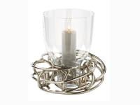 Fink Living Glaseinsatz - Corona 40 cm, Ambiente