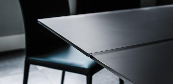 Ausziehbarer Glas-Tisch Premier Drive