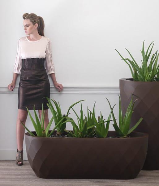 Pflanzgefäß Vases - 130 cm