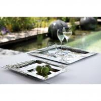 Fink Living Tablett Piatto - quadratisch, Ambiente