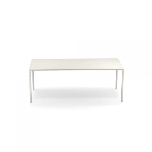 emu Outdoor Tisch Terramare 203 x 103 cm - 23 Weiß