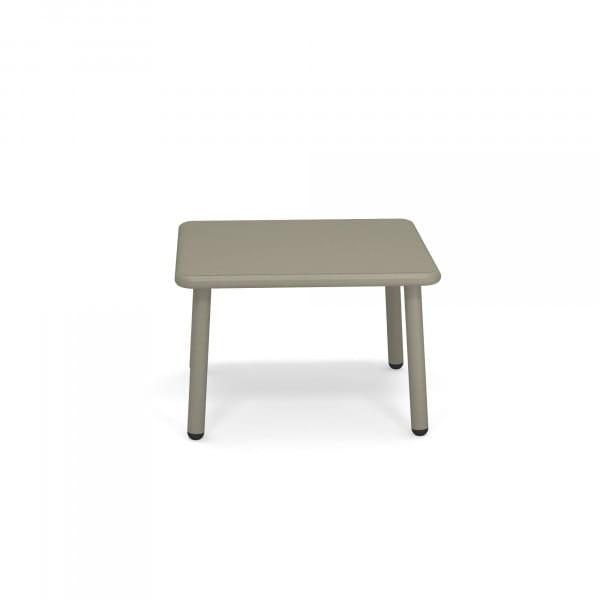 emu Outdoor Loungetisch Yard 60 x 60 cm - 37 Grau/Grün