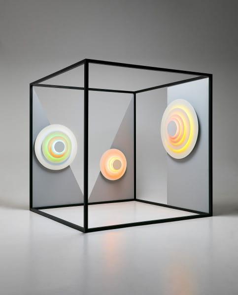 marset Wandleuchte LED Concentric Alle Ausführungen & alle Größen Stillleben