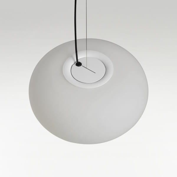 marset Pendelleuchte LED Vetra Weiß von oben