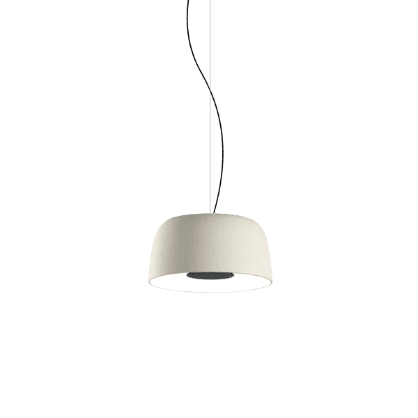 marset Pendelleuchte LED Djembe Weiß cut-out