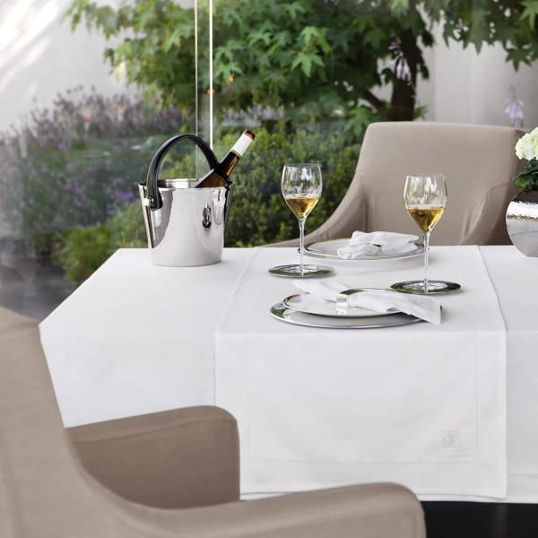 Fink Living Speiseteller Platinum - Ambiente, Outdoor