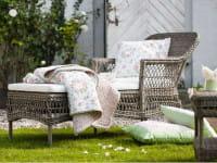Georgia Garden Chaise Lounge Olivia