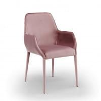 Italienischer Design Armlehn-Stuhl Monza