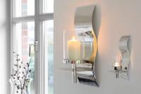 Fink Living Glaszylinder - 12 cm, Ambiente Wave