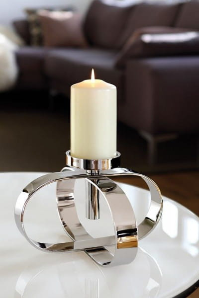Fink Living Kerzenleuchter Gorden - Single, Ambiente