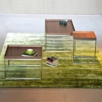 Jan Kurtz Couchtisch Pizzo 60 x 60 cm abnehmbares Tablett