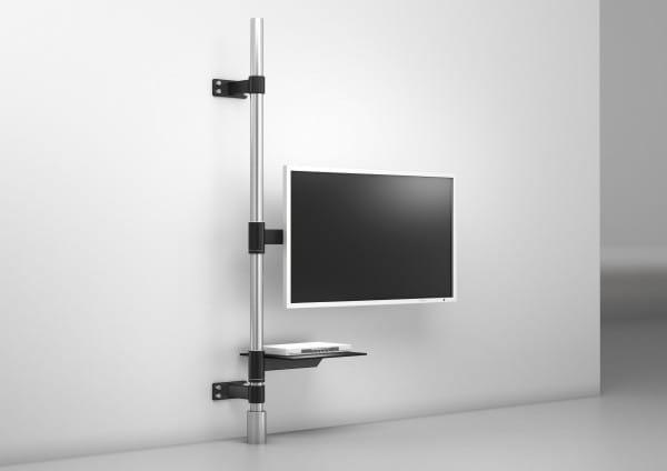 TV-Halter Post art129-1 (einachsig)