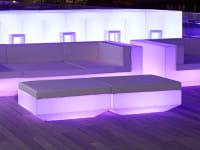 3- / 4-Sitzer-Sofa Vela - beleuchtbar