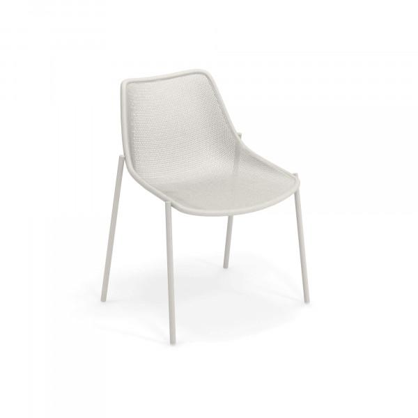 emu Outdoor Stuhl Round (ohne Armlehne) - 23 Weiß