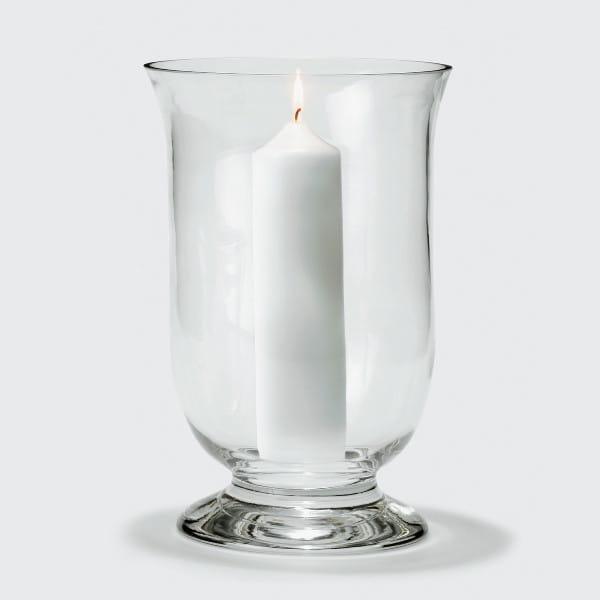 Lambert Mallorca Windlicht Vase Klarglas Höhe 31 cm