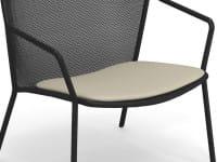 Outdoor Kissen-Auflage Darwin für Lounge-Sessel