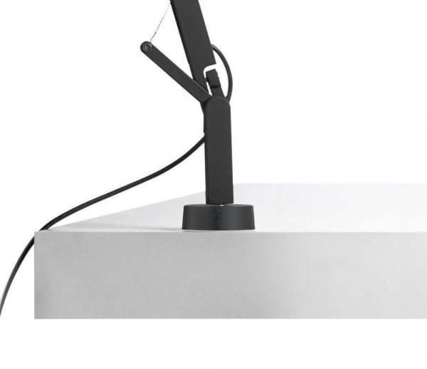 marset Tischhalterung für Tischleuchte Polo schwarz (auch in weiß erhältlich)