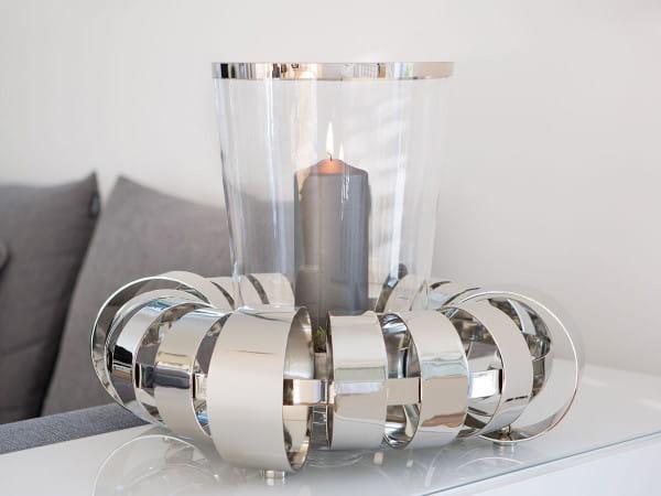 Fink Living Kerzenleuchter Anello - 50 cm als Windlicht