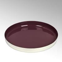 Lambert Tablett rund Malmö - Barolo - Durchmesser 40 cm