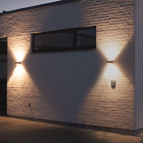 Außenleuchte Puk Wall Meg Maxx Outdoor LED