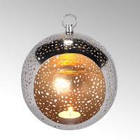 Lambert Pollux Teelichthalter groß H 18 cm