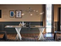 Tisch Plisset - rechteckig