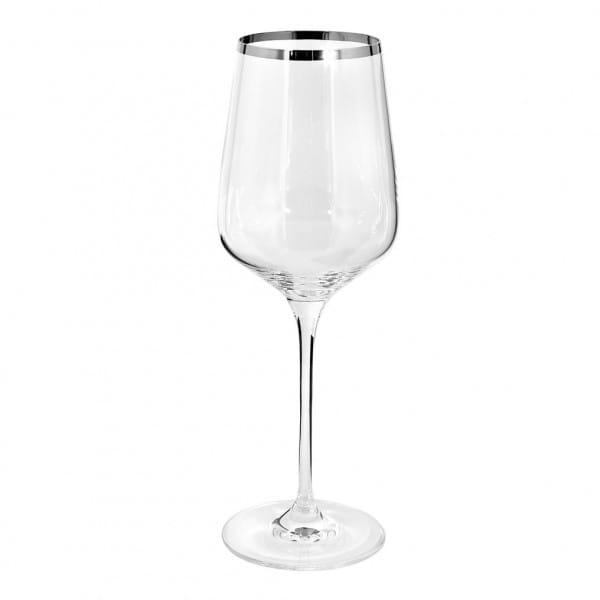 Fink Living Weinglas Platinum - 25 cm hoch