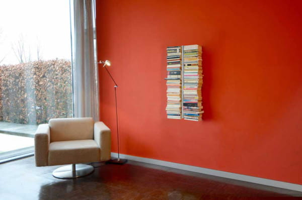Bücherregal Booksbaum Wand 1 - 90 cm