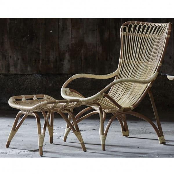 Sika Design Originals Rattanhocker Monet Natur