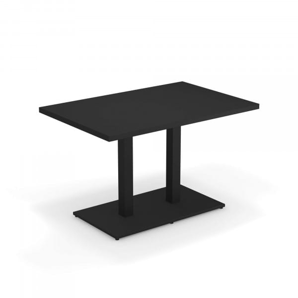 emu Outdoor Tisch Round 120 x 80 cm - 24 Schwarz