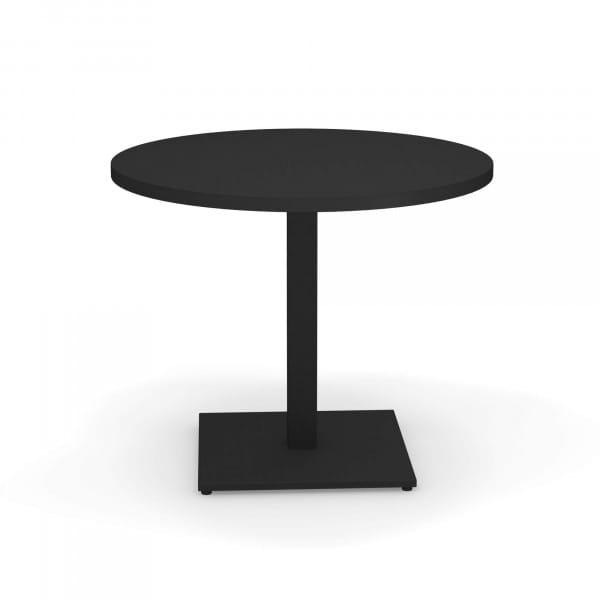 emu Outdoor Tisch rund 90 cm Round - 24 Schwarz