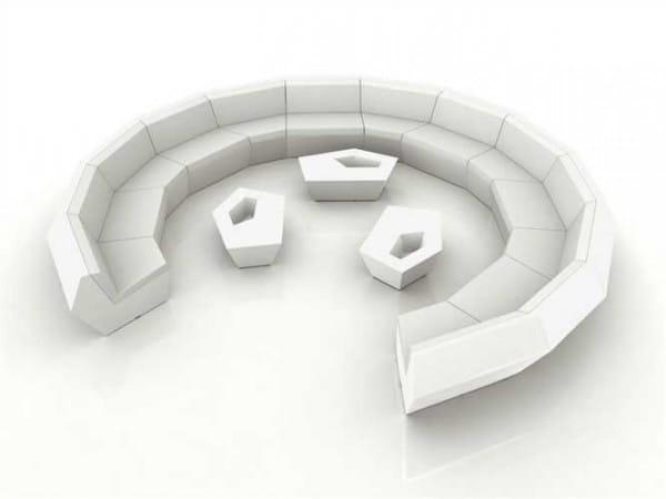 Sofa-/Eck-Element Faz - 45°