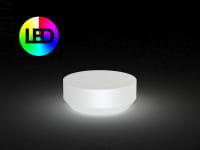 Beleuchteter Couchtisch Vela - 80 cm