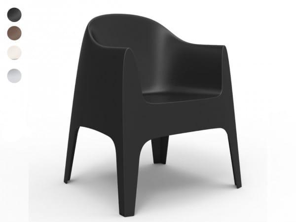 Stapelbarer Sessel Solid