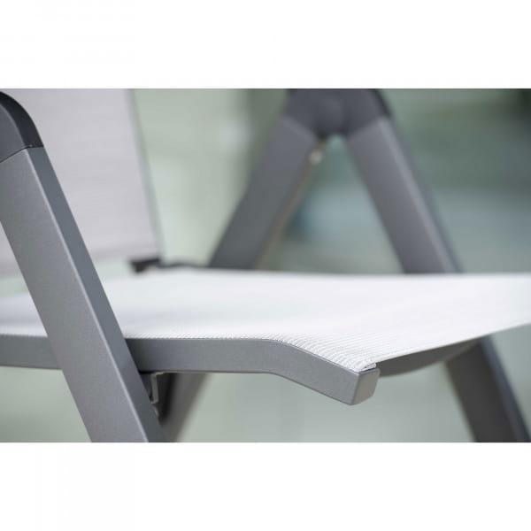 Stern Klappsessel New Top - Sitzflächendetail