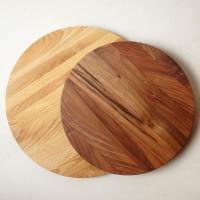 Beistelltisch Piazza Stahl/ Holz