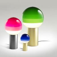 marset Tischleuchte LED Dipping Light Vergleich Farben Sockel Größen