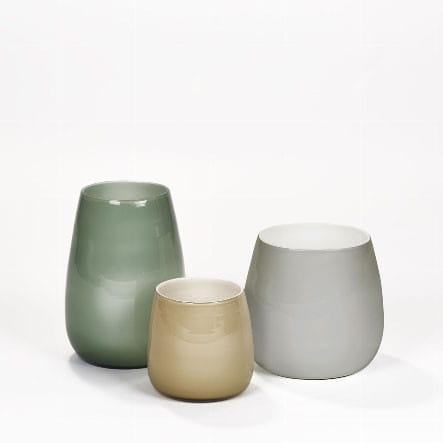 Vase Pisano von Lambert verschiedene Farben und Größen