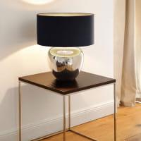 Fink Living Tischlampe Losone - Schwarz, Ambiente
