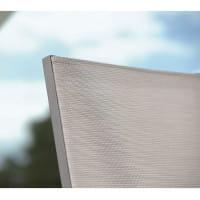 Stern Klappsessel New Top - Rückenlehnendetail
