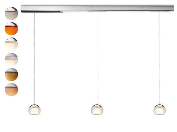 LED Pendelleuchte Balino LED (3-flammig)