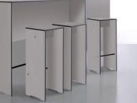 conmoto Barhocker Riva Design weiß