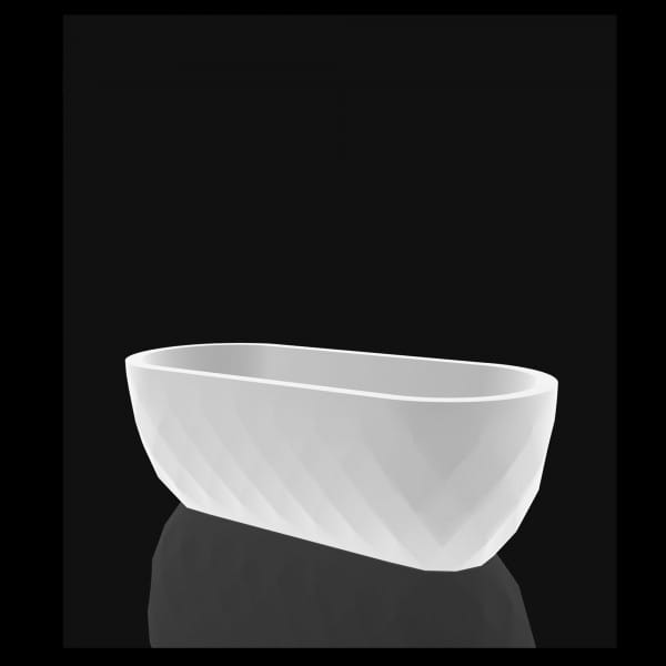 Beleuchtetes Pflanzgefäß Vases - 130 cm